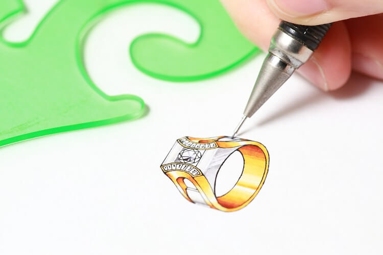 Tips for Creating a Custom Engagement Ring